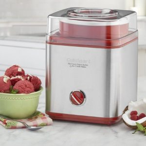 Picking the Best Ice Cream Maker